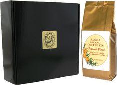 Kona Smooth Pumpkin Spice Hawaiian Coffee Gift Box, Harvest Blend, 8 Oz Ground, for Thanksgiving, Christmas, All Occasions Aloha Island Coffee http://www.amazon.com/dp/B000F3HVKE/ref=cm_sw_r_pi_dp_Z4Rsvb0CCD0TV
