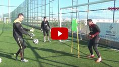 Goalkeeping Drills by FK Sarajevo. Here you will find the best soccer drills, videos and articles on the web for soccer/football coaches. Soccer Workouts, Soccer Drills, Soccer Coaching, Soccer Tips, Soccer Training, Football Coaches, Soccer Players, Top Soccer, Youth Soccer