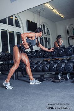 Cindy Landolt Training by Cindy Landolt Training, via Flickr
