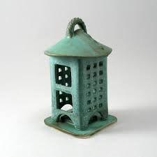 Image result for pottery lantern