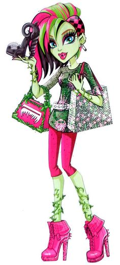 Don't care that it's monster high or what not I like the outfit