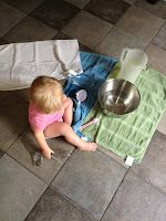 This post has excellent game ideas to do with infants.  Great ideas to do with my 9 month old. The Stay-at-Home-Mom Survival Guide: Infant Activities
