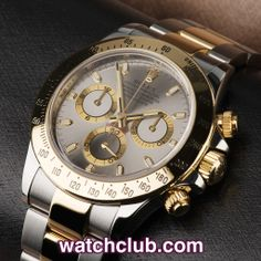 "Rolex Cosmograph Daytona Gold & Steel - ""Complete Set"" REF: 116523 