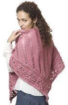 Friendship Shawl Crochet