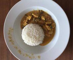Rezept Thai Curry Chicken von Sch.manu - Rezept der Kategorie Hauptgerichte mit Fleisch