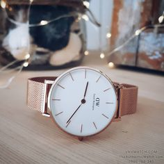 Daniel Wellington Classic Petite, At Least, Clock, Jewels, Watches, Bling Bling, Style, Fashion, Delicate Jewelry