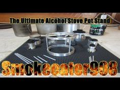 The Ultimate Alcohol Stove Pot Stand