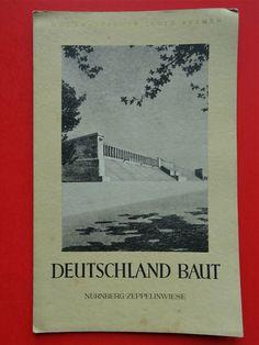 Speisekarte LLoyd Bremen Nürnberg Zeppelinwiese Festgelände Deutschland Baut Zeppelin, Books, Ebay, Food Menu, Bremen, German, Germany, Cards, Libros