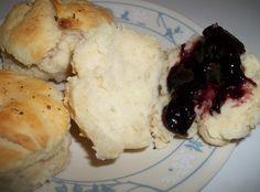 Buttermilk Biscuits - Food Processor
