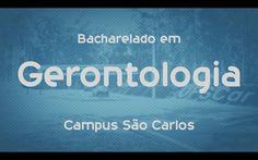 Que curso eu faço? Gerontologia - UFSCar - São Carlos