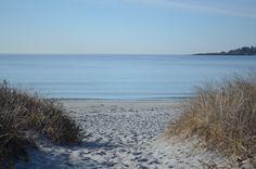 Crescent Beach Maine -