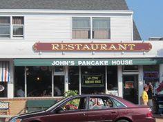John's Pancake House  Montauk, NY