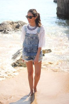 Last Days of Beach | BeSugarandSpice - Fashion Blog