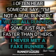 No Such Thing | Runner's World