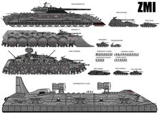 DeviantArt is the world's largest online social community for artists and art enthusiasts, allowing people to connect through the creation and sharing of art. Alien Concept Art, Weapon Concept Art, Army Vehicles, Armored Vehicles, Ww1 Tanks, Military Drawings, Future Weapons, Sci Fi Weapons, Armored Fighting Vehicle