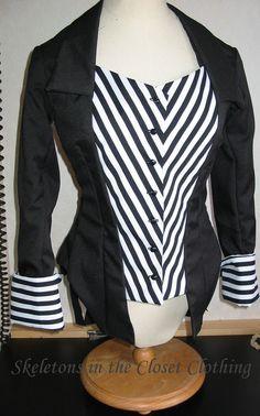 Victorian Jacket by BlackvelvetSITC.deviantart.com on @deviantART