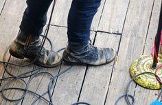 . #fashion #boots #menswear