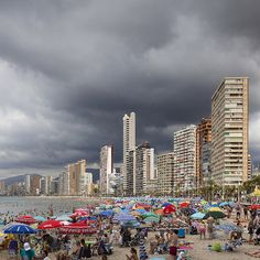 Benidorm, Alicante, Spain