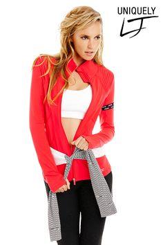 Viva Excel Jacket   Uniquely Jackets   Uniquely Lorna Jane   Categories   Lorna Jane US Site
