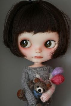 refinehere: I love Blythe Doll ... do you?