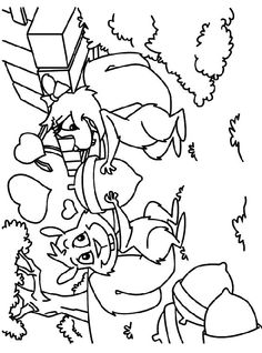 valentines day coloring pages for kids 5 Valentines Day Coloring Pages For Kids
