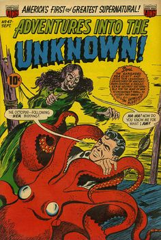 Adventures into the unknown 1953