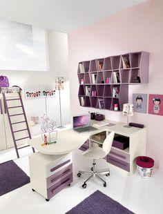 sweet dreams little girl. http://www.giessegi.it/en/collections/kids-bedrooms/?utm_source=pinterest.com&utm_medium=post&utm_content=&utm_campaign=post-camerette