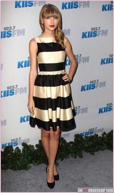 Taylor Swift @ KIIS FM's Jingle Ball 2012