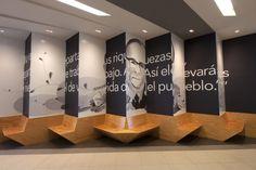 Display design, booth design, signage design, wall design, design s Display Design, Booth Design, Wall Design, Environmental Graphic Design, Environmental Graphics, Shop Interior Design, Retail Design, Interior Paint, Sala Vip