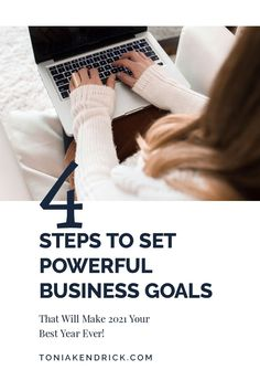 Are you an entrepreneur who is new to goal setting? If you want to know how to accomplish goals, it starts with effective goal setting. Click through for tips on how to set business goals for 2021. Business Goals, Business Management, Business Entrepreneur, Management Tips, Starting A Business, Business Ideas, Types Of Goals, Goal Setting Worksheet, Home Based Business