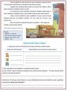 Estudo de Texto: Amigos | Rérida Maria