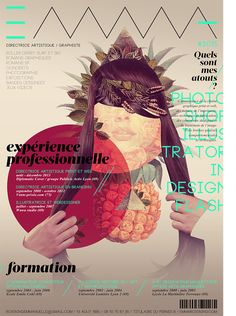 // Profil - Emma Rostaing Directrice Artistique / Graphiste