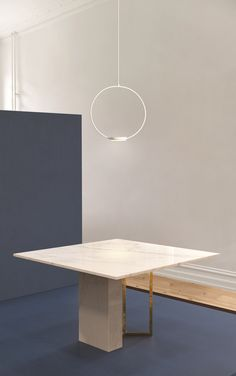 LED powder coated steel pendant lamp ODIGIOTTO by Gibas design Roberto Giacomucci