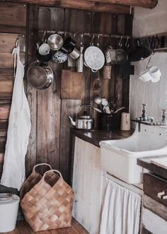 my scandinavian home: A Magical Norwegian Cottage With a Wabi Sabi Vibe Magical Home, Porcelain Sink, Vintage Mirrors, String Lights Outdoor, Vintage Interiors, Scandinavian Home, Wabi Sabi, Sustainable Living, Beautiful Interiors