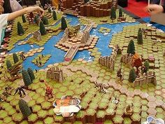 Games like heroscape