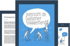 Intercom on Customer Engagement Every message a company sends is an attempt to get the recipient to either feel something, know something, do something or say something. At its core, messaging is all about increasing engagement. Customer Engagement, Independent Music, Intercom, Site Design, Growing Your Business, Something To Do, Projects To Try, This Book, Messages
