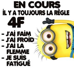 J'ai très rarement froid mais sinon je valide cette règle xD Minion Humour, Funny Minion, Minion Talk, Rage, Image Fun, Good Humor, Minions Quotes, Despicable Me, Just Smile