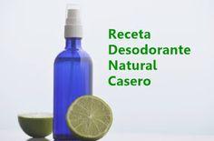 ¿Cómo hacer tu propio desodorante en spray en casa? Receta para elaborar desodorantes naturales caseros que no impidan la transpiración ni alteran el pH de la piel. Visita nuestro blog y aprenda a hacer tu cosmética natural en casa.