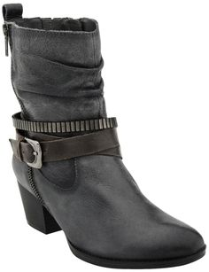 96fdb3f52c34 Earth Spruce - Women s Heeled Comfort Boot - Free Shipping