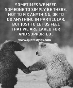 To do any thing in particulare- Frienship Quotes