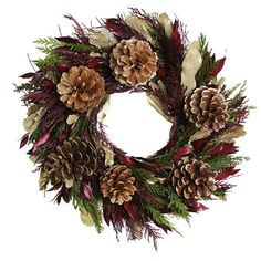 Holiday Spruce Wreathed