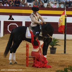 el arte a caballo
