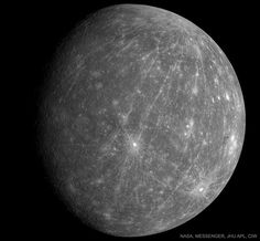 Mercury as Revealed by MESSENGER : Mercury had never been seen like this before. In 2008 the robotic MESSENGER spacecraft buzzed past Mercury for the second time and imaged terrain mapped previously only by comparatively crude radar. The featured image was recorded as MESSENGER looked back 90 minutes after passing from an altitude of about 27000 kilometers. Visible in the image among many other newly imaged features are unusually long rays that appear to run like meridians of longitude out…