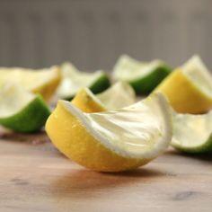 Gin & Tonic Jelly Shots Recipe by Tasty