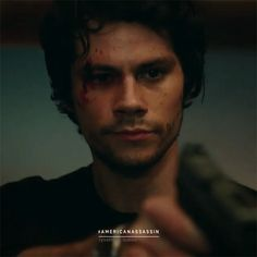 Dylan O´Brien - American Assassin gif