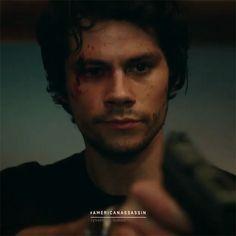 Dylan O´Brien - American Assassin gif