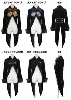 Putumayo jacket inspiration for Shappo!kodana