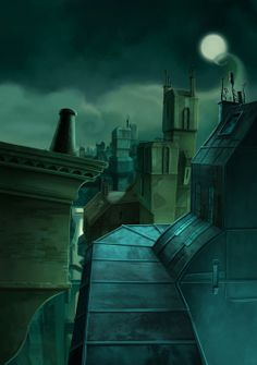 Living Lines Library: Nocturna (2007) - Backgrounds