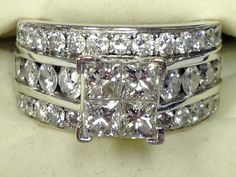 Diamonds upon diamonds! I LOVE this ONE 3.5 diamonds