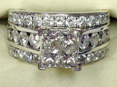 Diamonds upon diamonds!